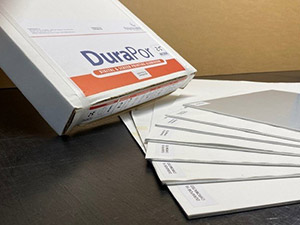 NEW: Durapor Chromated sheets
