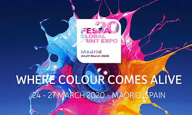 Polychromal on the FESPA Global Print Expo 2020