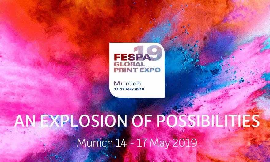 Polychromal op de Fespa Global Print Expo